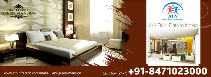 Green #homes in #NCR are made possible with new launched Mahaluxmi Green Mansion Greater Noida.