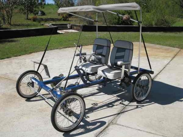 I Want On Of These. It's A Rhoades Car