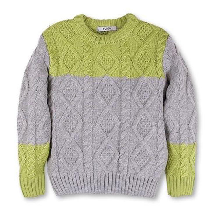 Kindo - ❤Джемпер Flash для мальчика серый с зеленым 176-1697. ✿Доступные цены. ✓Гарантия качества. ✖Доставка по всей Украине. Звоните ☎ 38 (095) 670-02-75