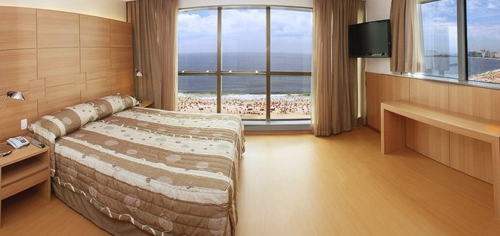 Suíte - Arena Copacabana Hotel - Copacabana - RJ - Brazil