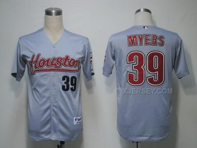 houston astros brett myers 39 grey replica jersey sale rh rockleyinternational com