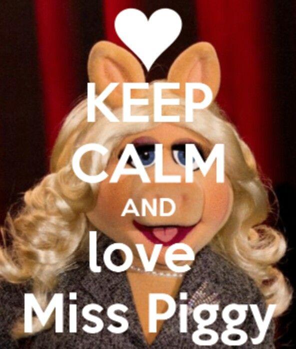 17 Best Images About Kermit Miss Piggy On Pinterest: 216 Best Miss Piggy Images On Pinterest