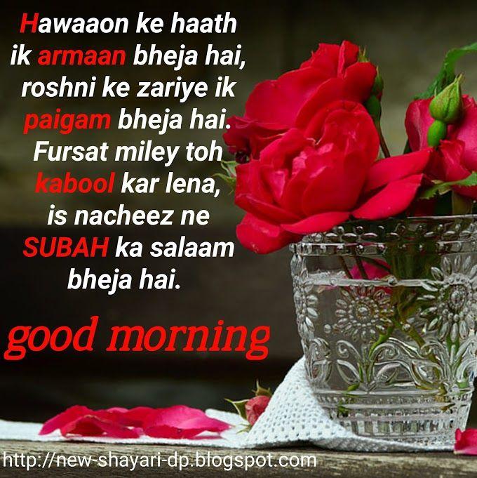 Beautiful Shayari Image2020 New Shayari Image For Whatsapp Shayari Image Good Morning Love Morning Love