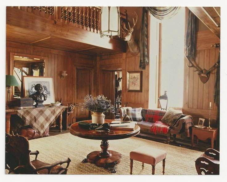 Glen Feshie Lodge Scotland the adventures of tartanscot™