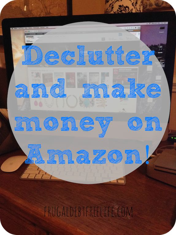 Declutter and make money off Amazon: How I made $155.78 in Amazon Gift Cards in ONE DAY using Amazon Trade-In