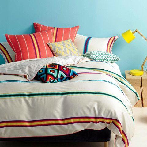 Mendez Quilt Cover Set by Linen House