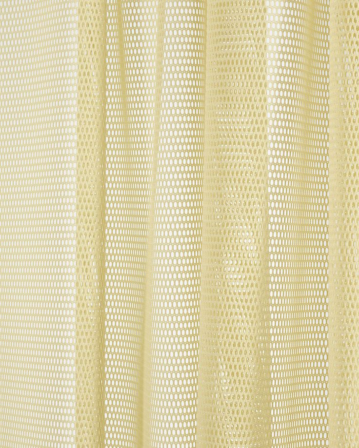 The knitted Rocket curtain by Doshi Levien