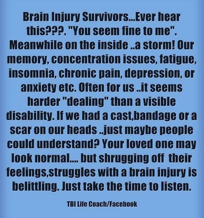 Concussion Quotes Best 93 Best Brain Injury Images On Pinterest  Brain Injury Awareness . Inspiration