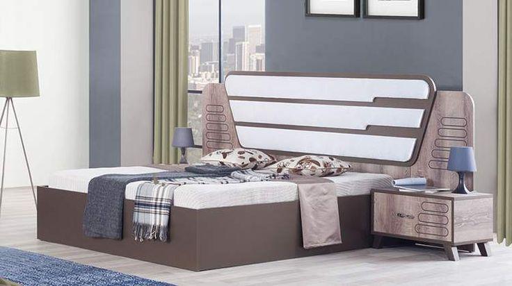 Derya Mobilya Slayt Yatak Odası Takımı - mobilyaGO