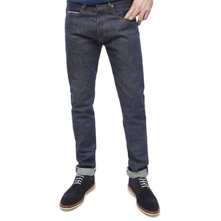 Billiam X Oliver Sweeney Berea Jeans. Selvedge Denim.