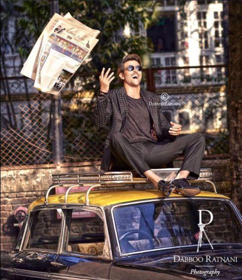 Hrithik Roshan for Daboo Ratnani's Calendar 2016 #DabbooRatnani…