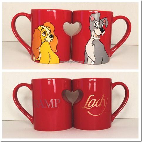 Disney Discovery- Disney Couples Mugs