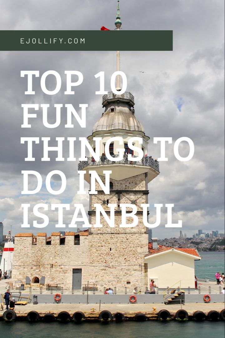 10 Awesome Things To Do In Istanbul