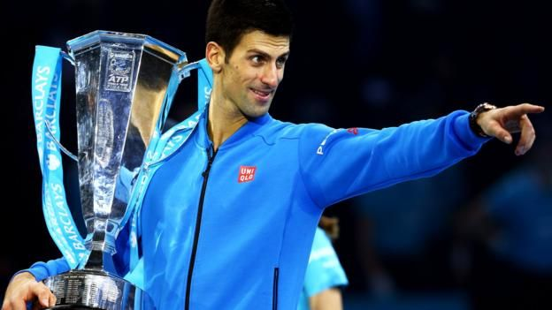 #tennis #news  World Tour Finals on BBC TV, radio and online