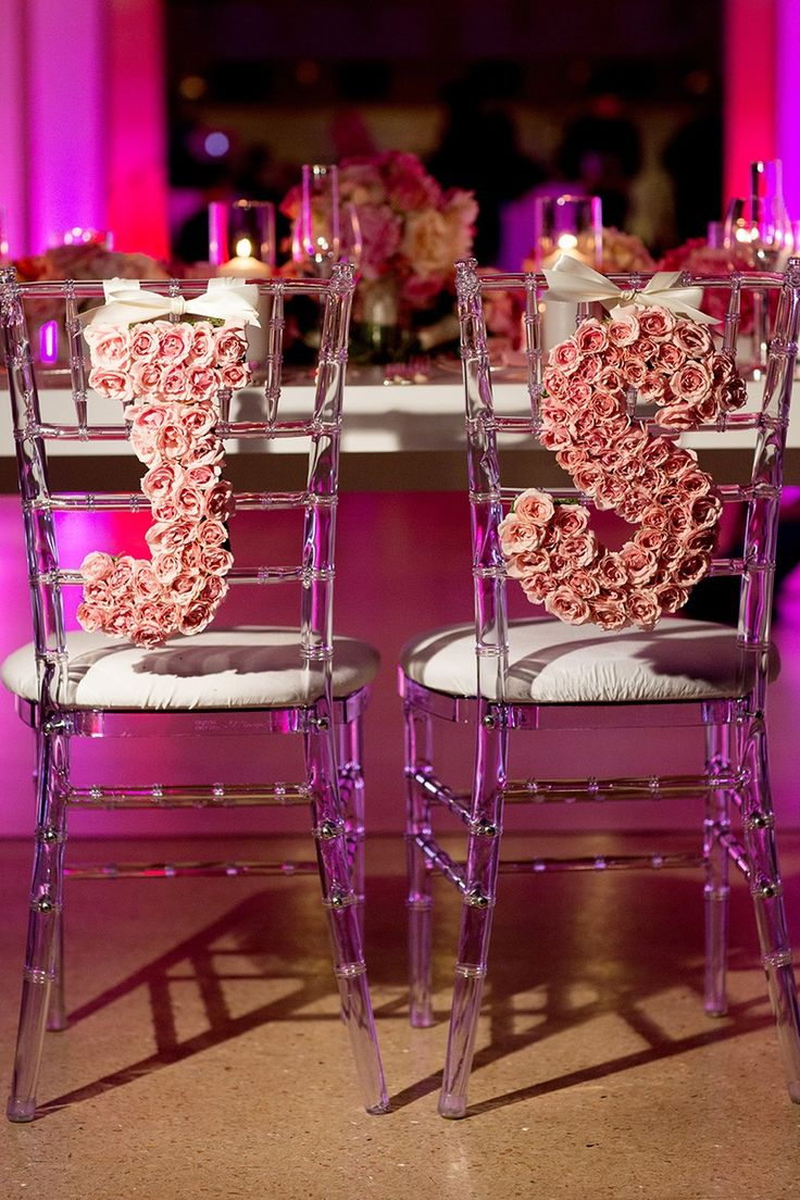 8 best Wedding Chair Decor images on Pinterest | Wedding chairs ...