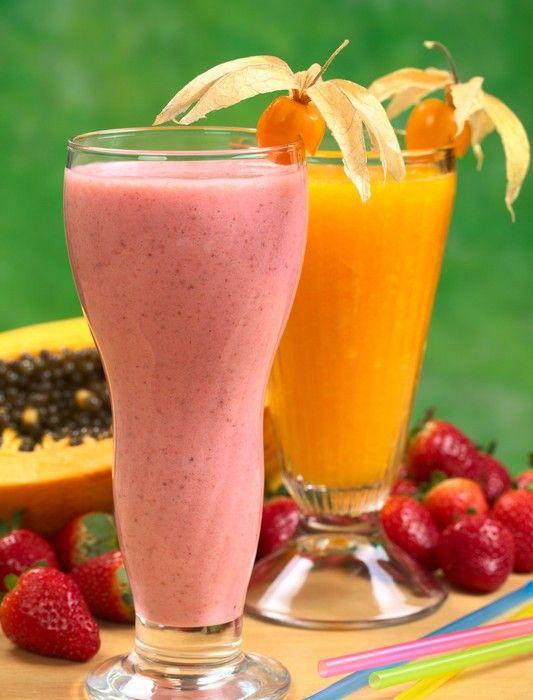 delicious smoothies | Delicious Fruit Smoothie Recipe