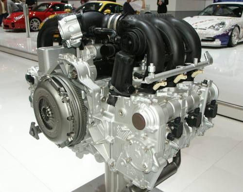 porsche cayman engine 34l type m9721 2005 porsche 987 pinterest engine porsche and engine types