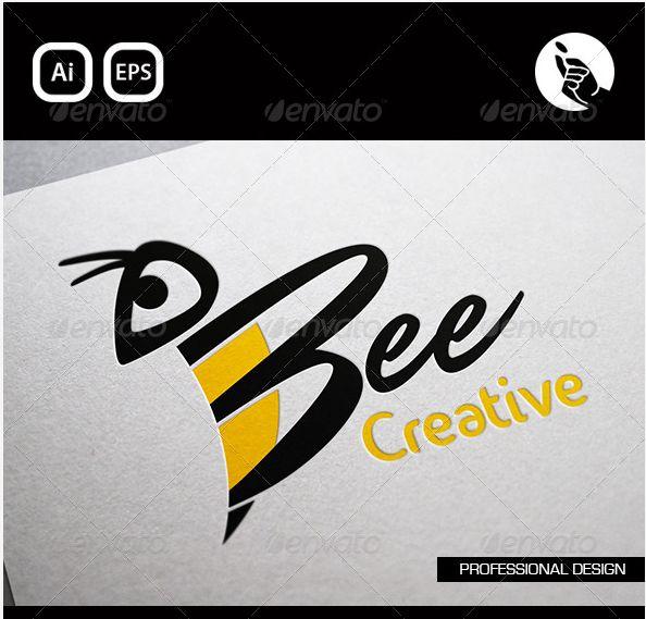 bee logos | Bee Creative Logo