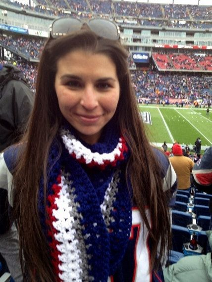 New England Patriots Colors Scarves  Hats or Caps by kamsstorecom, $12.99
