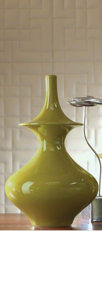 """""""green vases"""" """"green vase"""" Ideas By InStyle-Decor.com Hollywood, for more…"""