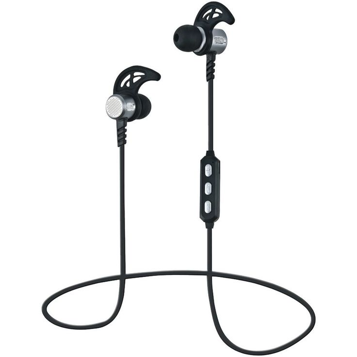Whoo hoo!!! We finally got in the Supersonic Blueto... !! Check it out here:   http://www.usmartny.com/products/supersonic-bluetooth-sport-earbuds-with-microphone-silver-ra44985?utm_campaign=social_autopilot&utm_source=pin&utm_medium=pin