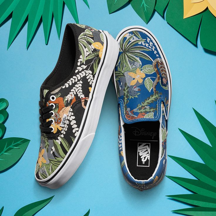 Can not wait! Get Ready for More Disney and Vans with 101 Dalmatians, Alice, and The Jungle Book