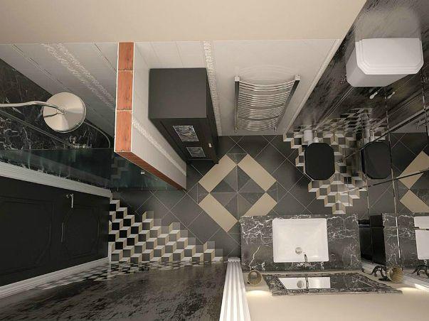 Фото оформления ванных комнат плиткой. Красивые фото отделки ванных комнат…