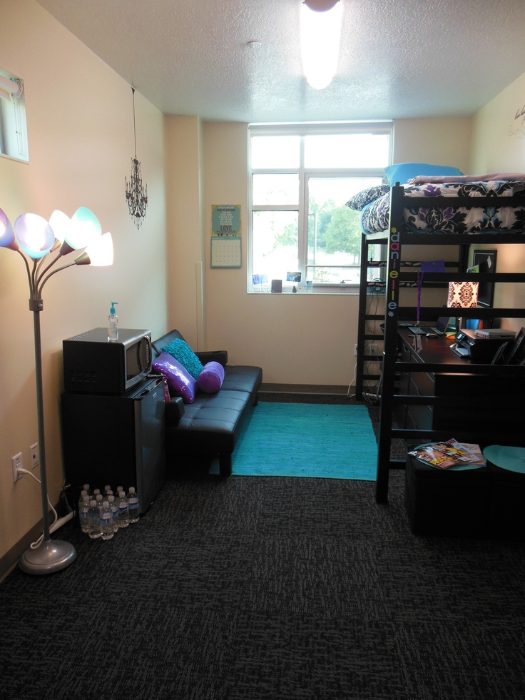 Best 25 single dorm rooms ideas on pinterest single man bedroom christmas presents for - Dorm room layout ideas ...
