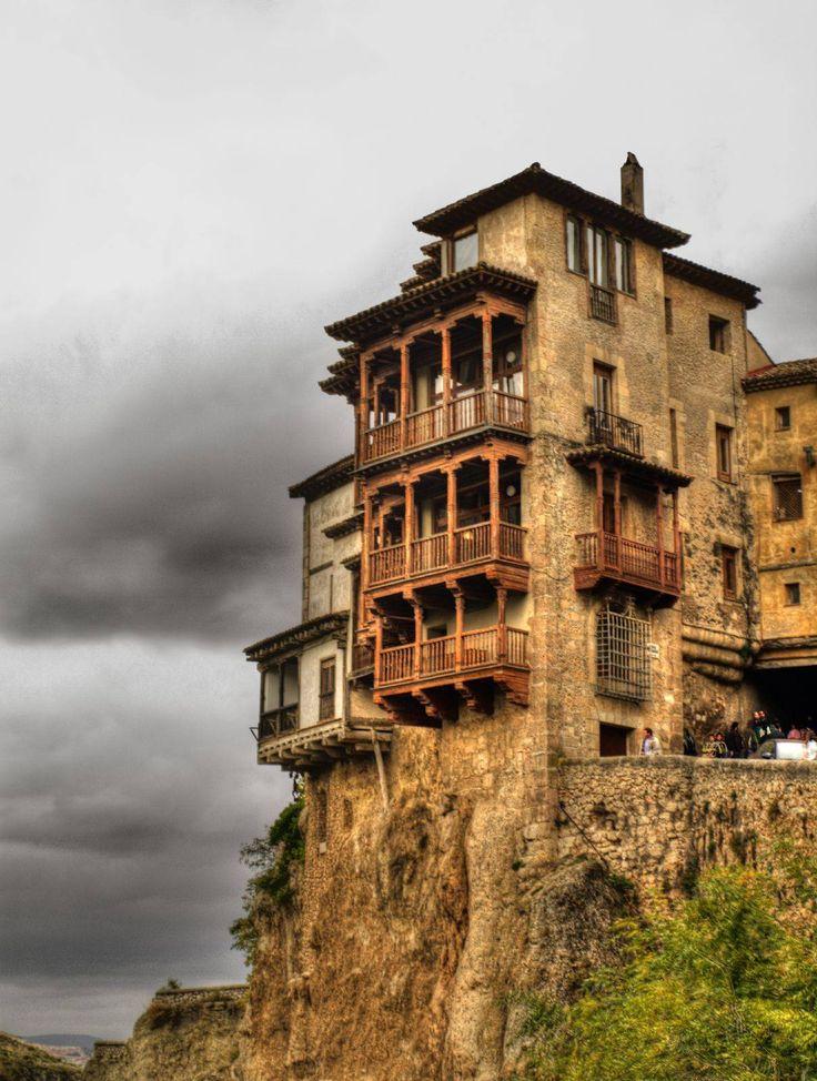 Casas Colgantes, Cuenca