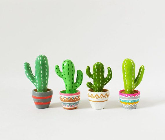 cactus sculpture by sweetbestiary