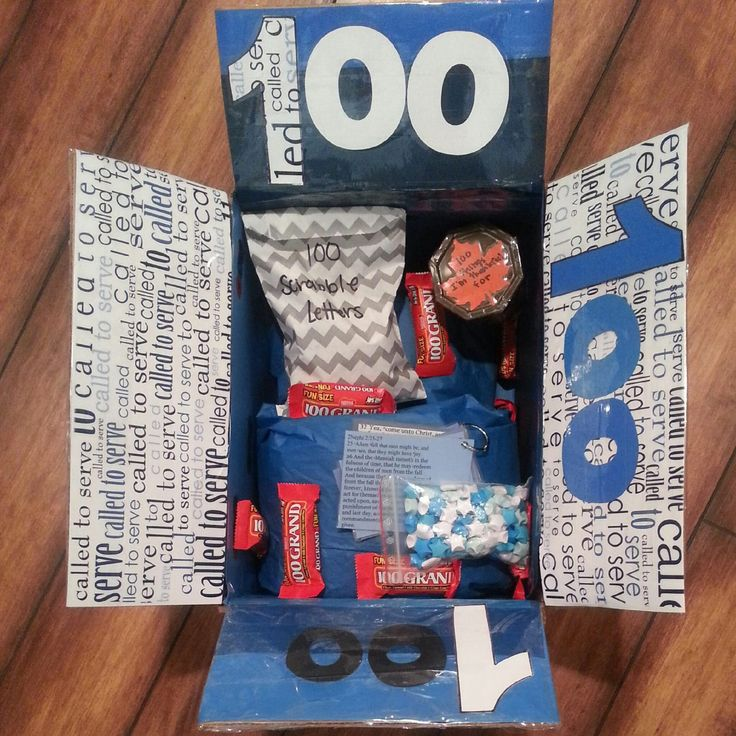 100 day missionary package