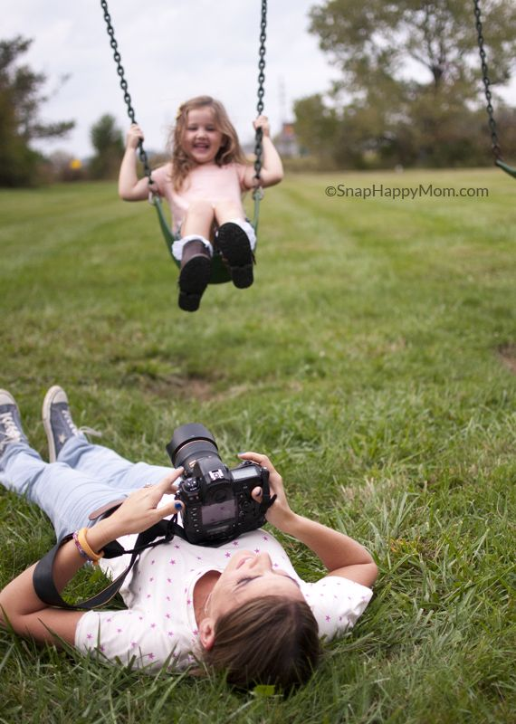 Awesome Children's Photography Tips for all you moms it's up to you to capture your children's life! Have fun that's what it's all about