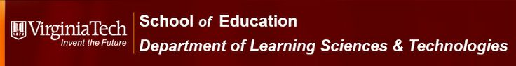Virginia Tech | Ed.S- can be completed online. Also offer a Phd or Ed.D in instructional design and technology