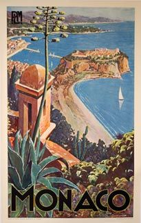 I want to start collecting Vintage Travel Posters. Would be cute framed and placed in guest room.