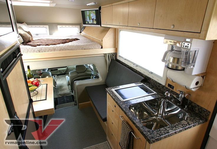 Read about EarthRoamer's extreme off-road RVs, built for taking you anywhere in comfort, only on rvmagonline.com, the official website of RV Magazine