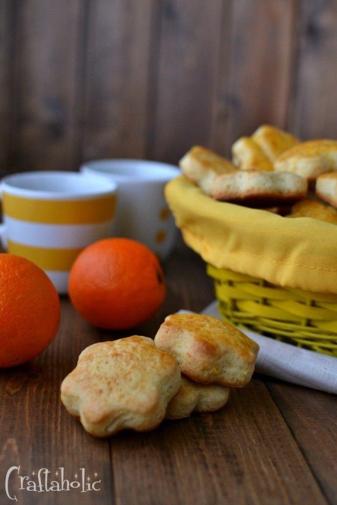 Αφράτα κουλουράκια πορτοκαλιού - Craftaholic