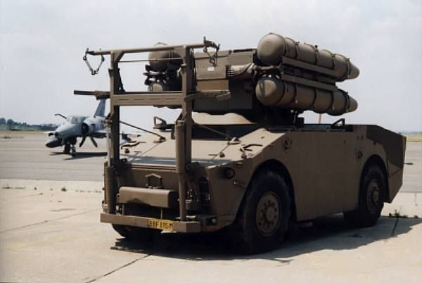 Interesting South African use of Crotale Air Defence System during South African Bush War.