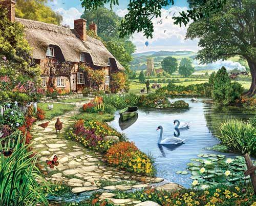 Best 25+ Lakeside Cottage Ideas On Pinterest