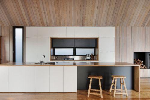 great open spaced kitchen minimalist