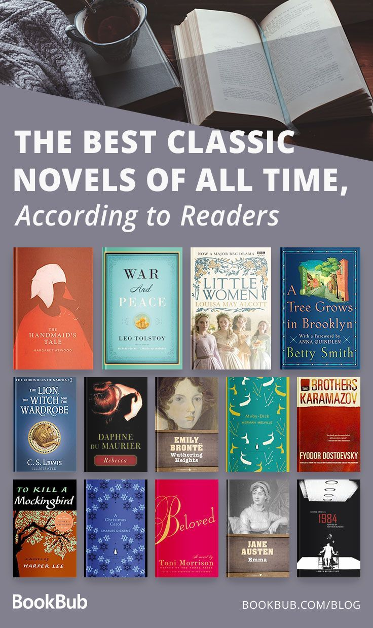 As Voted On By Readers These Are The Essential Classic Novels That Everyone Should Read At Some Point In Thei Book Club Books Best Books To Read Classic Books Which app is best for reading novels