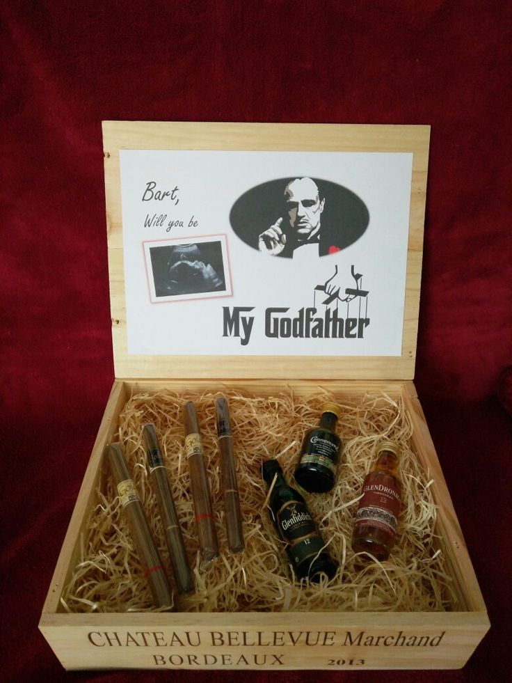 25+ best ideas about Godfather Gifts on Pinterest | Daddy ...