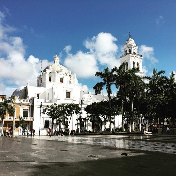 Zócalo de Veracruz. #veracruzpuerto #zocaloveracruz #losportales