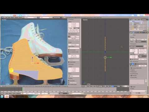 SUNNY - Making Shoes for Second Life and Opensim for Beginners - YouTube
