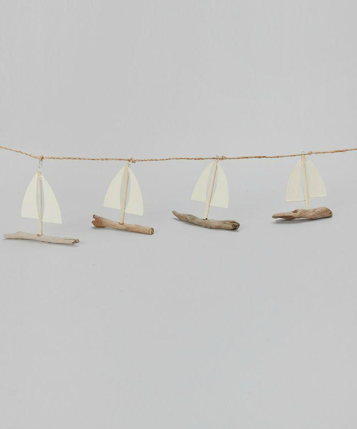 guirlande bateaux