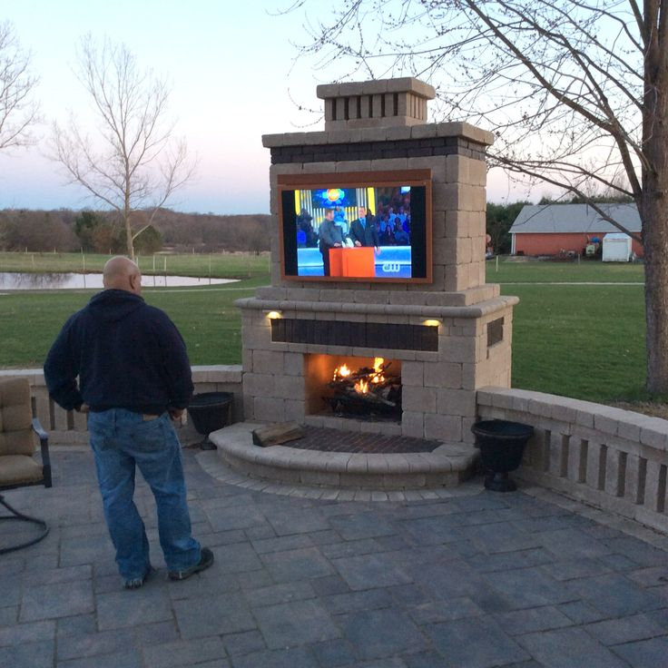 55 best outdoor t v cabinets images on pinterest | backyard ideas ... - Patio Tv Ideas