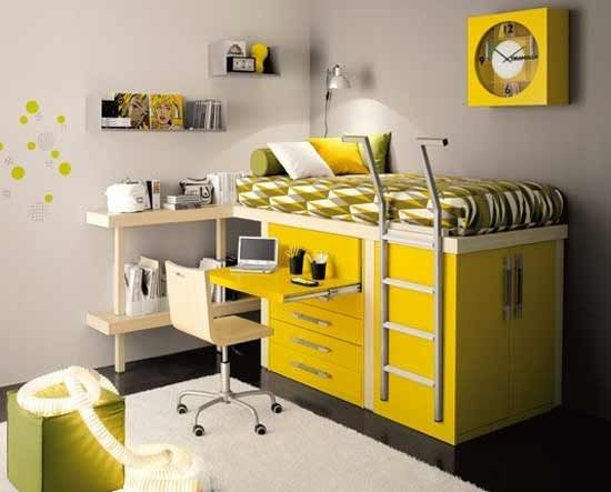 Teen Bedroom!
