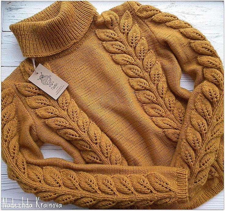 В наличии свитер на 42-46р , полушерсть. #свитер_моей_мечты #вналичиисвитер #вналичии#хэндмэйд #рукоделие #вяжуслюбовью❤️❤️❤️ #вязаниемоехобби #likesforlikes #instagramdogs #instagramers #knits #moscow #knitting #fashion #likesforlikes #knits