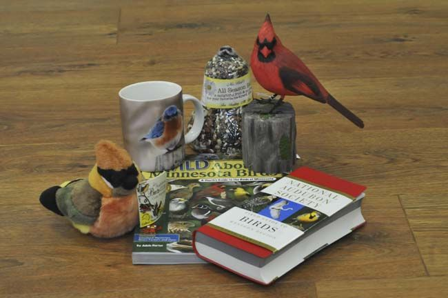 Open for Business: Chickadee's House Wild Bird Store