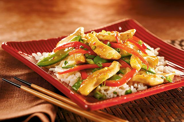 You'll get a kick out of how we gave this classic Chinese take-out dish its sweet and zingy lemon flavor. Get out the chicken and we'll give you the scoop!