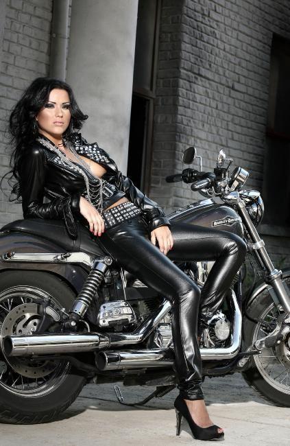 Harley Davidson Chicks N Bikes Pinterest Harley Davidson Biker